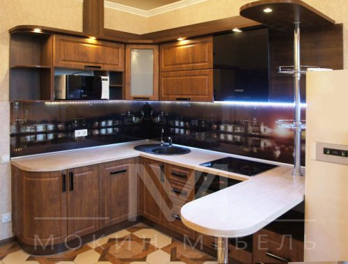 Угловая кухня Катерина