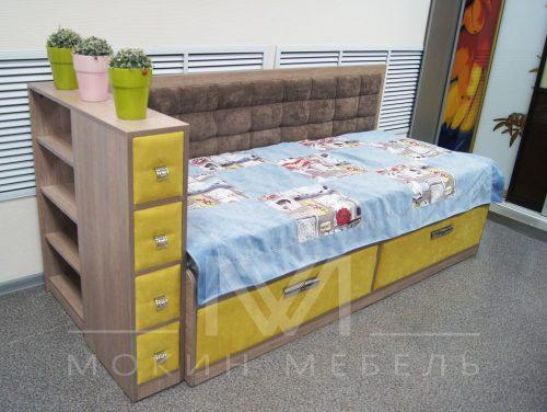 Детская Кровать Кубик
