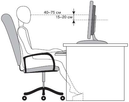 Уголок школьнико компьютерный стол