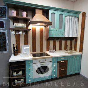 Кухня в стиле Кантри «Деревенский быт»