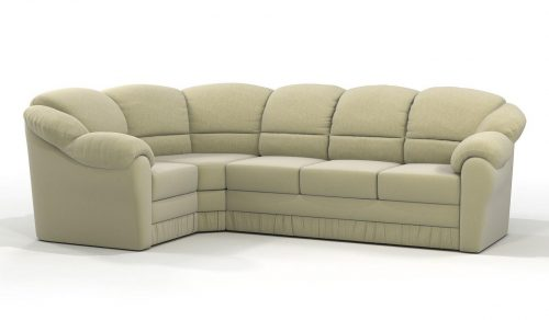 panthera Lime sofa 1