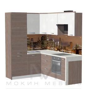 Кухня встретить закат от Мокин Мебель