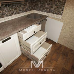 Кухня на заказ Сланец