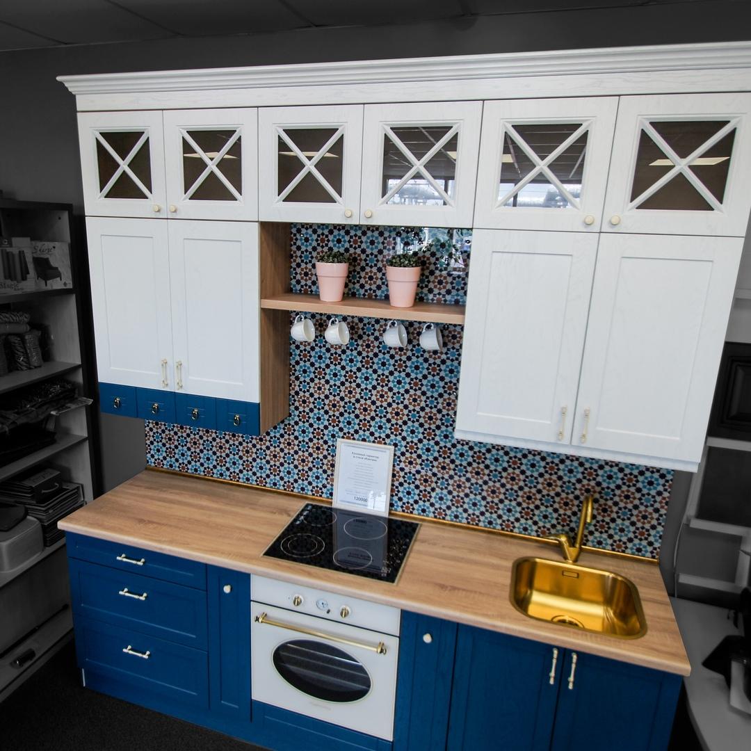 Кухня со скидкой Кантри