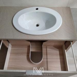 Тумба в ванную Mono