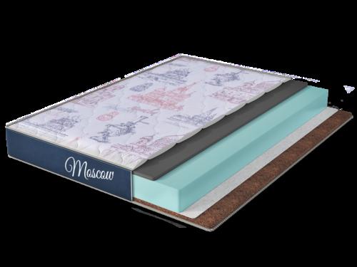 Кровати для дачи из сосны с матрасом